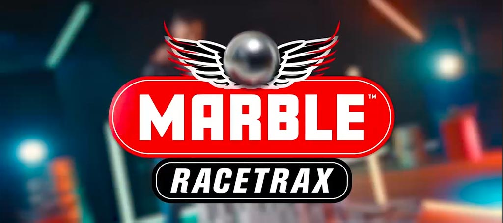 TV-commercial Marble Racetrax!
